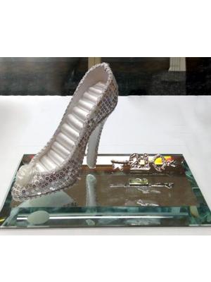 21st Key High Heel Shoe Engraving South Africa